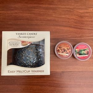 Yankee Candle Scentpiece Set